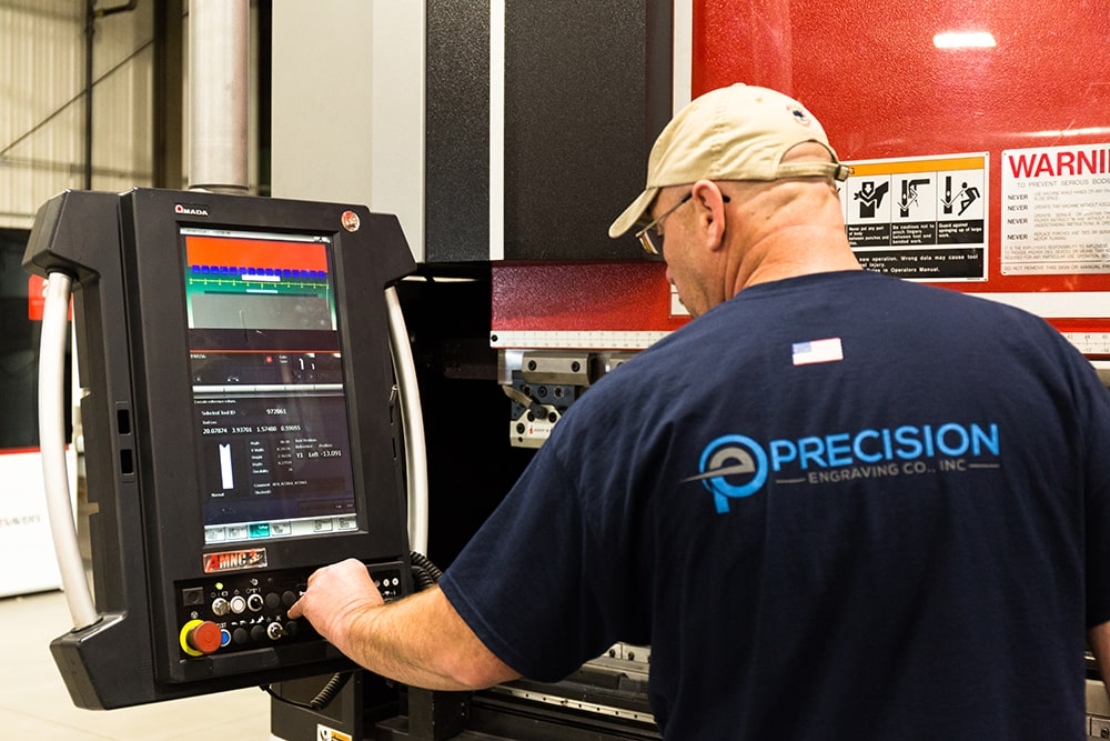 Precision Engraving 7
